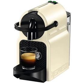 Кофеварка Delonghi EN 80 CW, капсульная, 1260 Вт, 0.7 л, чёрно-бежевая
