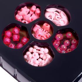 Набор для бисероплетения «Креативные фантазии», цвет розовый - фото 7399766