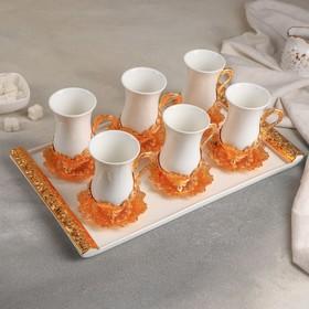 {{photo.Alt || photo.Description || 'Сервиз чайный 6 персон «Роскошь»: кружка 120 мл 6 шт, блюдце 6 шт, поднос'}}