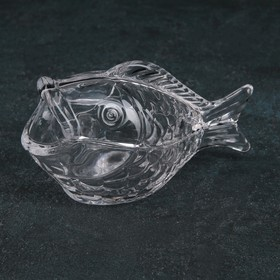 Конфетница «Рыба», 200 мл, 16,5×7,6×10 см
