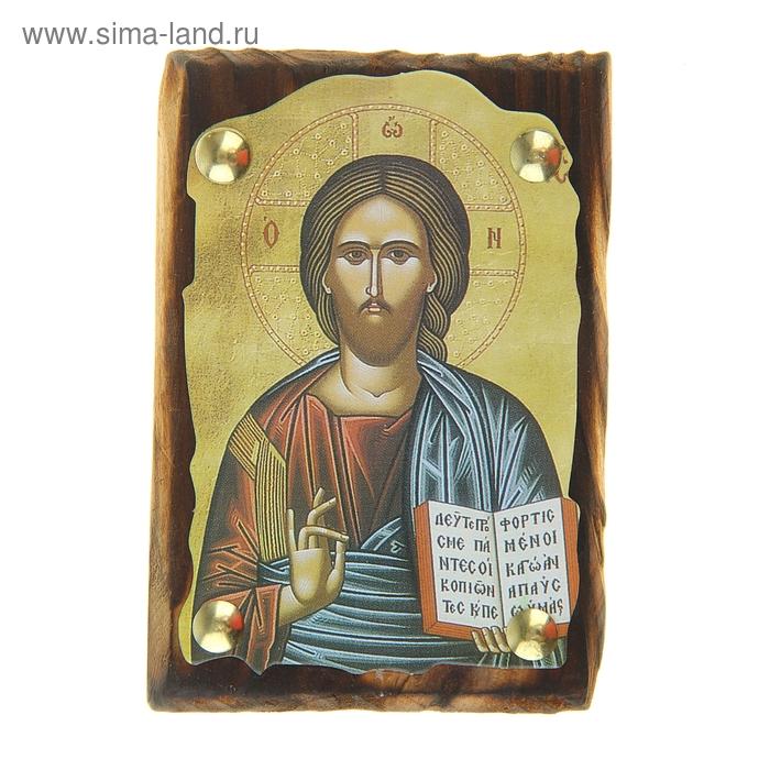 """Икона """"Иисус Христос"""" на подвесе"""