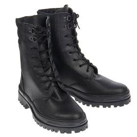 Ботинки тактические 'Омон' демисезонные, укороченные, размер 40 Ош