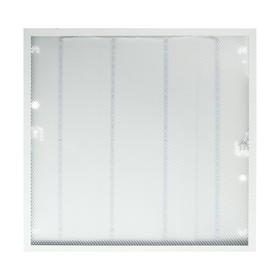 Панель светодиодная Volpe ULP-Q105 6060-36W/6500K WHITE, 36 Вт, 3000 Лм, 6500 К, IP40, 230В