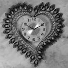 Wall clock, series: Openwork, Marigo 58х58 cm, d=22 cm, 1 AA, smooth running