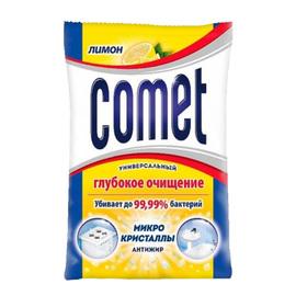 Чистящий порошок Comet «Лимон», универсальный, 350 г
