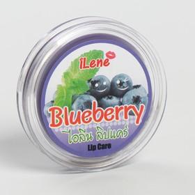"""Бальзам увлажняющий для губ со вкусом черники """"Llene lip care Blueberry"""""""