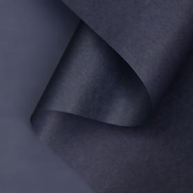Paper quiet waterproof lamination, color dark blue, 58 cm x 5 m 75 microns