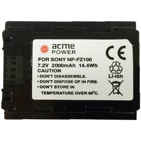 Аккумулятор для фото и видеокамер AcmePower AP-NP-FZ100