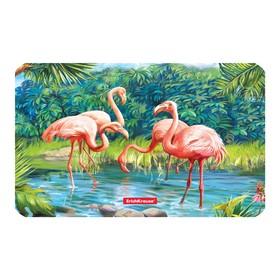 Накладка на стол пластик А4, 297 х 210 мм, 550 мкм, Flamingo