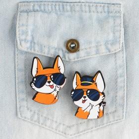 Значки для друзей «Идеальные напарники», 2 шт.