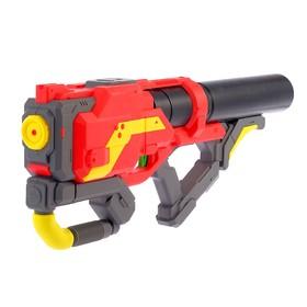 Водный пистолет «Аннигилятор», 63 см, цвета МИКС