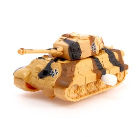 Wind-up toy Tank, MIX color