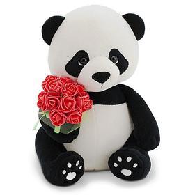 Мягкая игрушка «Панда Бу: С Любовью!», 20 см