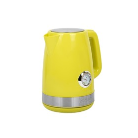 Чайник электрический Oursson EK1716P/GA, 2200 Вт, 1.7 л, пластик, зелёный