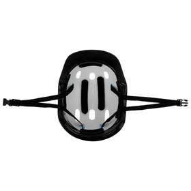 Набор ролики раздвижные + защита, размер 30-33, колёса PVC 64 мм, пластиковая рама - фото 7399823