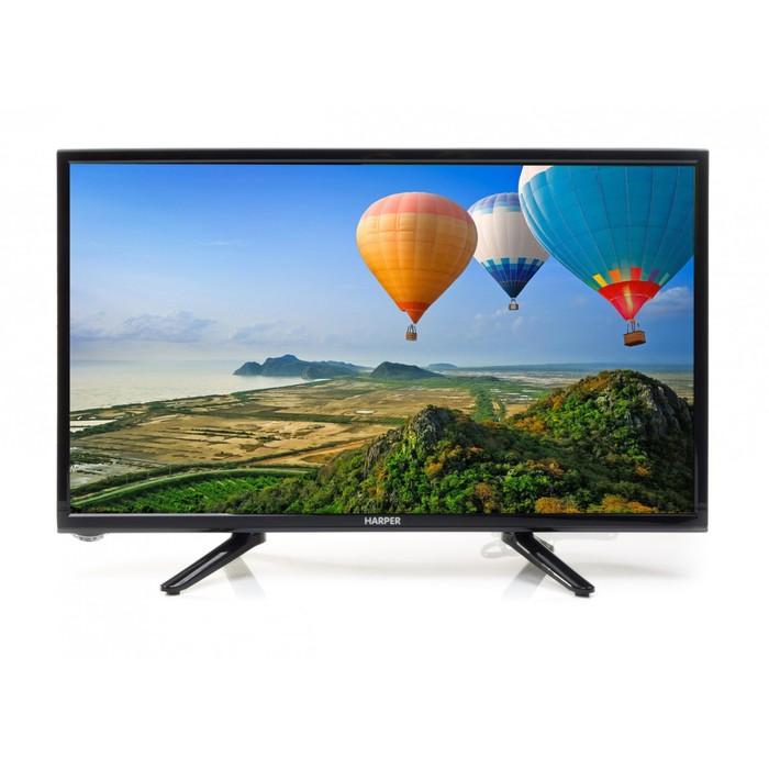 """Телевизор Harper 22F470T 22, LED, 22"""", черный"""