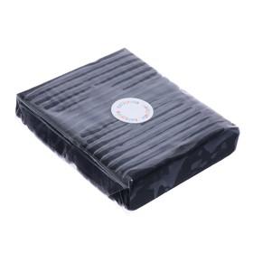 Полимерная глина 500 г Calligrata, чёрный