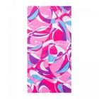 Повязка трикотажная, цвет розовый, размер 24х49