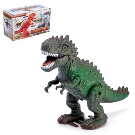 "Dinosaur ""Rex"" battery powered light and sound effects, the MIX"