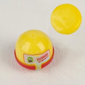 Слайм Плюх «Зефирка»лимон, капсула 40 г