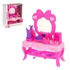Игровой набор «Столик маленькой модницы» - фото 105581634