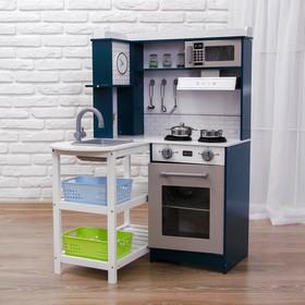Игровой набор «Угловая кухня трансформер» 64×69×100 см