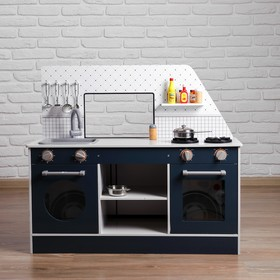 Игровой набор «Кухня» 30×91×80 см, посудка в наборе