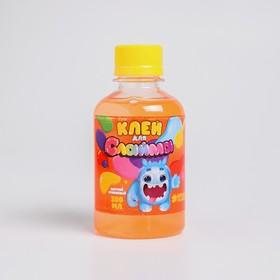 Adhesive Klimov orange, 200 ml