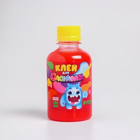 Adhesive Klimov red, 200 ml