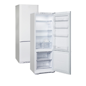 """Холодильник """"Бирюса"""" 632, двухкамерный, класс А, 330 л, белый"""