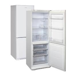 """Холодильник """"Бирюса"""" 633, двухкамерный, класс А, 310 л, белый"""
