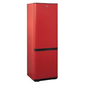 """Холодильник """"Бирюса"""" H627, двухкамерный, класс А, 345 л, красный"""
