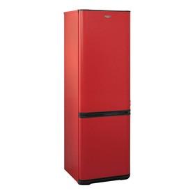 """Холодильник """"Бирюса"""" H633, двухкамерный, класс А, 310 л, красный"""