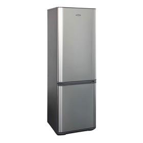 """Холодильник """"Бирюса"""" I360NF, двухкамерный, класс А, 340 л, цвет нерж.сталь"""