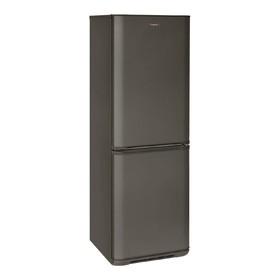 """Холодильник """"Бирюса"""" W633, двухкамерный, класс А, 310 л, цвет матовый графит"""