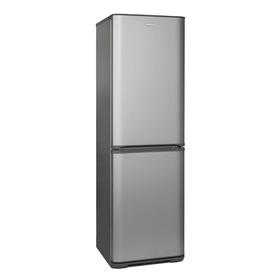 """Холодильник """"Бирюса"""" М631, двухкамерный, класс А, 345 л, цвет металлик"""