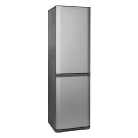 """Холодильник """"Бирюса"""" М649, двухкамерный, класс А, 380 л, цвет металлик"""