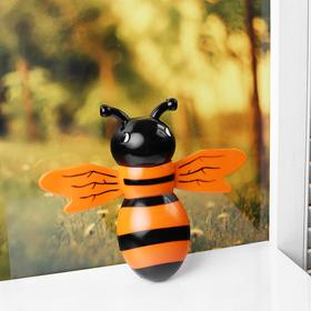 "Plastic thermometer window ""the Bee"" package"