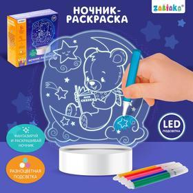 Ночник-игрушка «Сладких снов», световые эффекты