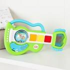 Развивающая игрушка с погремушкой Гитара «Рокзвезда» - фото 105528706