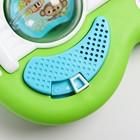 Развивающая игрушка с погремушкой Гитара «Рокзвезда» - фото 105528707