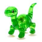 Фигурка динозавра в коробочке «Яркий Дино», с подвижными лапками, световыми эффектами, МИКС - фото 105500516