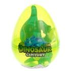 Фигурка динозавра в коробочке «Яркий Дино», с подвижными лапками, световыми эффектами, МИКС - фото 105500522