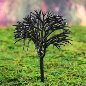 "Decor for thumbnail creation (trees) ""tree Trunk - ball"" 100 mm"