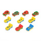 "Set ""cars"", 10 PCs, MIX"