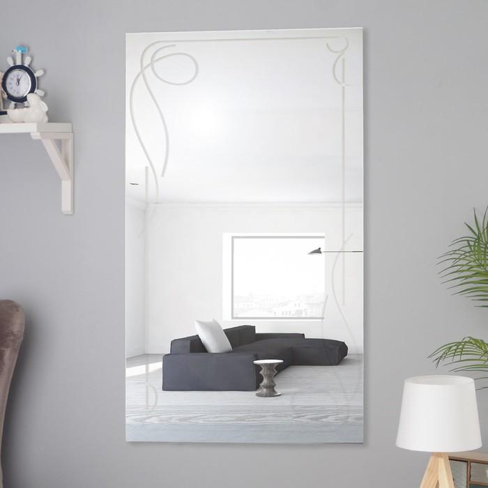 Зеркало, настенное, 60×100 см