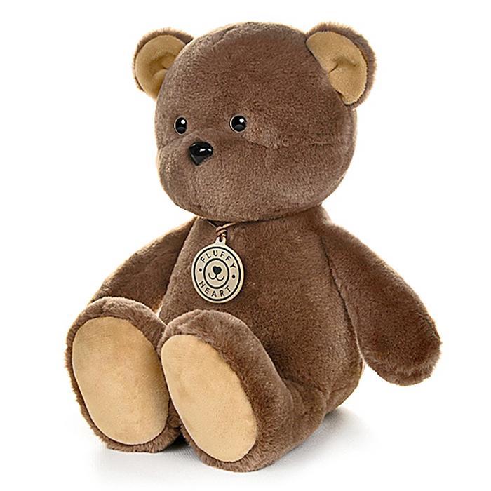 Мягкая игрушка «Медвежонок», 25 см - фото 4470838