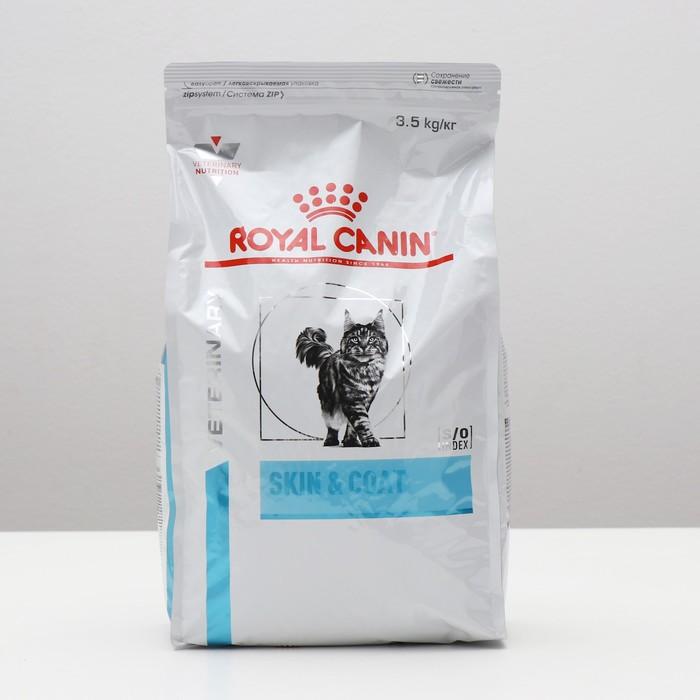 Сухой корм RC Skin and Coat для стерилизованных кошек, с проблемами кожи и шерсти 3,5 кг