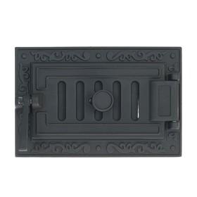 Дверка поддувальная ДПГ-2Е, 32,5х21,5х10,5 см