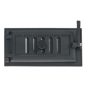Дверка поддувальная уплотненная ДПУ-3А, 35,5х18х11,3 см